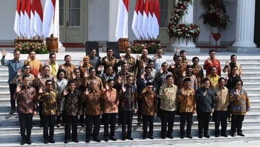Para Menteri Diingatkan untuk Bekerja dengan Loyalitas Tunggal