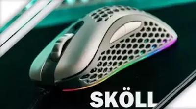 mouse gaming terbaik g wolves skoll