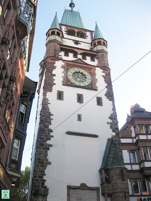 Puerta de Martín en Friburgo, Alemania