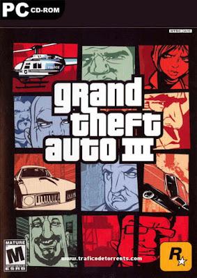 Capa do GTA 3