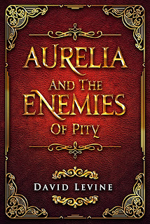 Aurelia and the Enemies of Pity (Author Interview)