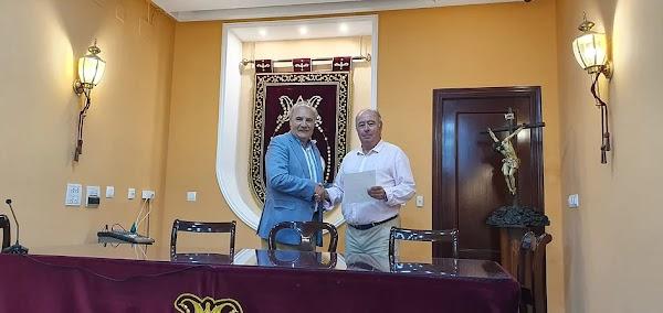 Una pintura de Francisco Alonso Villalobos anunciará la Semana Santa de Cádiz 2020
