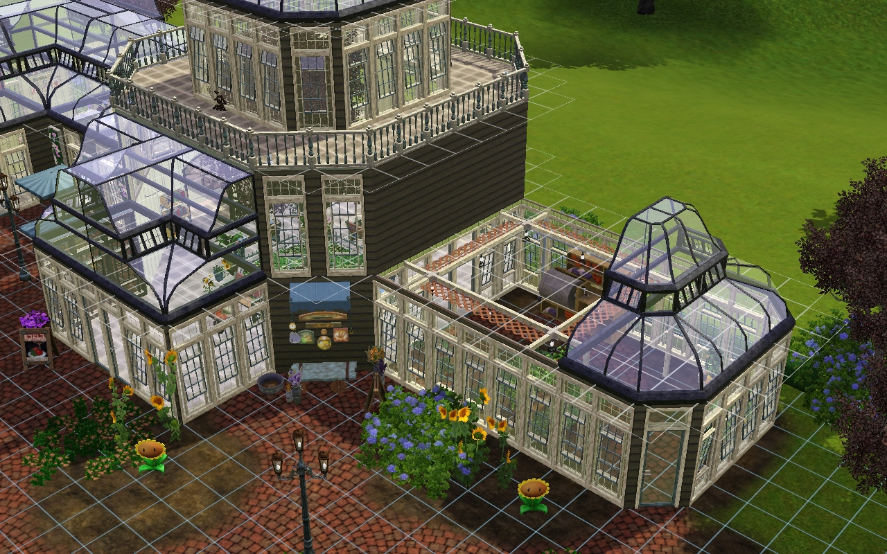 Aznsensei S Sims 3 Store Blog Stones Throw Greenhouse Fix