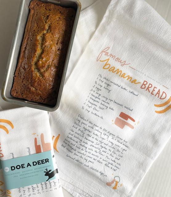 famous banana bread recipe
