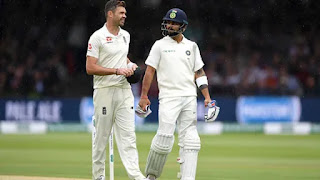 Ask Kohli, he will never worry about Johnson but will always doubt against Anderson: Irfan Pathan