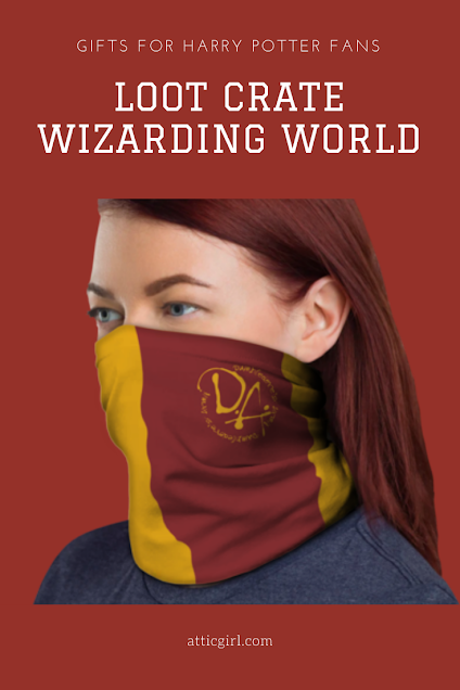 Gifts for Harry Potter fans, holiday gifts for Harry Potter fans