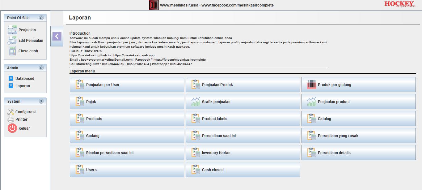 software aplikasi toko gratis free download