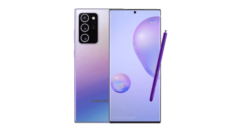 Report: Samsung Galaxy Note20, Fold 2, and Z Flip 5G will go official on August 5