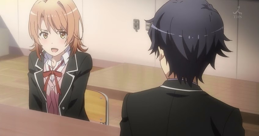 oregairu volume 4 chapter 2 Oregairu volume 4 is complete, just in time for the second season of the anime you can read the volume here  i mentioned well in advance that i would step down as the oregairu translator after volume 4, and now here we are.