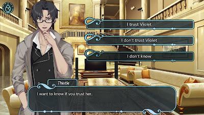 Lotus Reverie First Nexus Game Screenshot 8