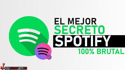 Spotify No QUIERE QUE SEPAS ESTO