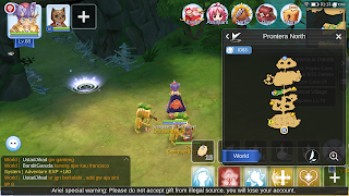 All Scenery Capital Sewer di Ragnarok Mobile Eternal Love