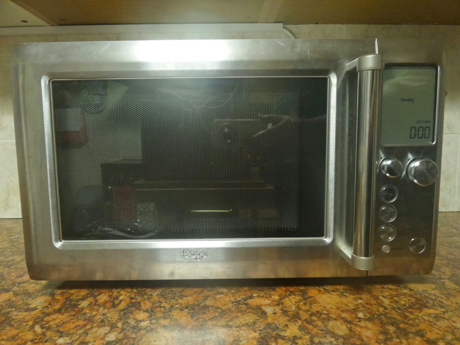 Microwaves are perfect for cooking a meal in minutes!