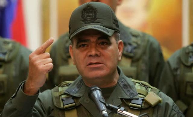 """Padrino López pide unidad para enfrentar """"agresiones de EE.UU."""""""