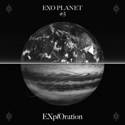 Exo - EXO PLANET #5 - EXplOration (Live Album) (2020) - Album Download, Itunes Cover, Official Cover, Album CD Cover Art, Tracklist, 320KBPS, Zip album