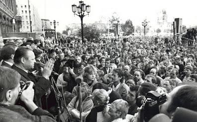 The Monday Demonstration, Jerman ( 1982-1989 )