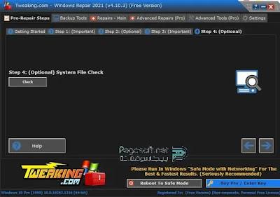 تحميل برنامج windows repair عربي
