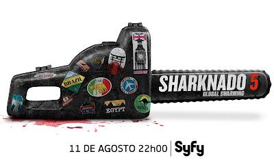 Sharknado: Global Swarming