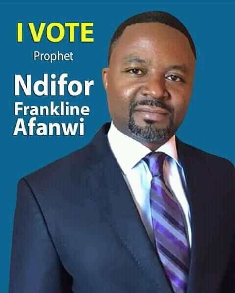 Prophet Ndifor Frank Afanwi