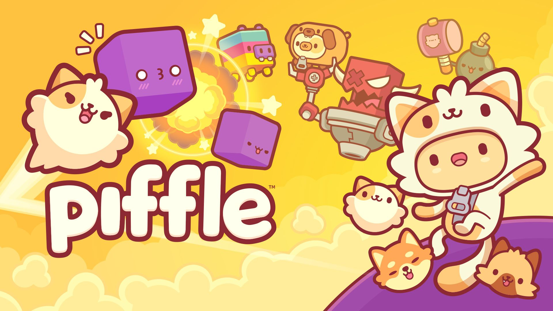 Piffle: A Cat Puzzle Adventure v01.03.16717 NSP XCI For Nintendo Switch