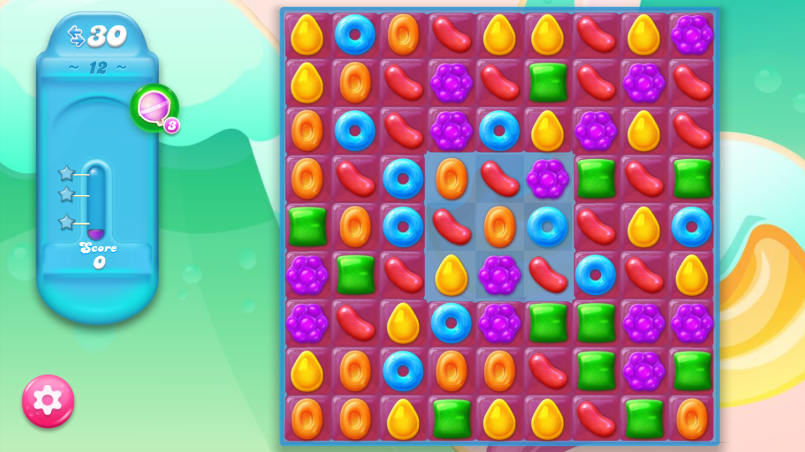 Candy Crush Jelly Saga 12