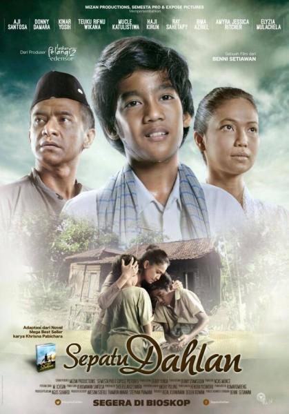 Download Film Sepatu Dahlan 2014