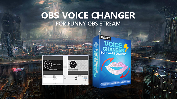 OBS voice changer for funny OBS stream