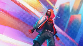 Miles Morales, Spider-Man, 4K, #4.2141