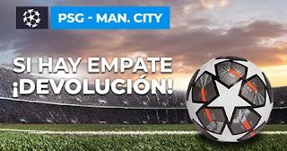 Paston promo PSG  vs City 28-4-2021