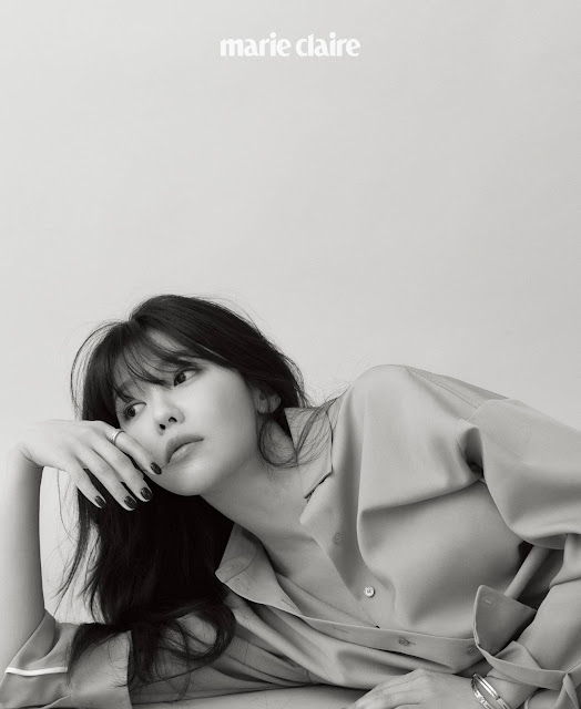 SNSD Sooyoung for Marie Claire