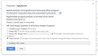 Google Webmasters_Replytocom