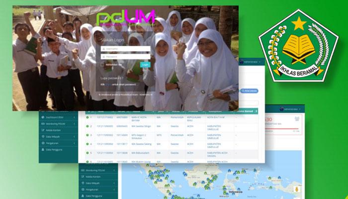 Download Panduan Penggunaan Aplikasi Pangkalan Data Ujian Madrasah (PDUM)