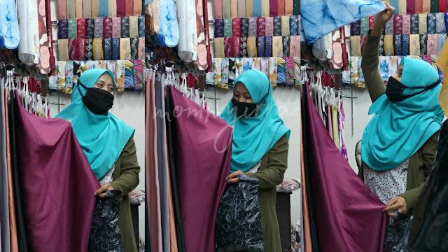 shopping tudung shawl dewasa kanak-kanak di KWC Fashion Wholesale