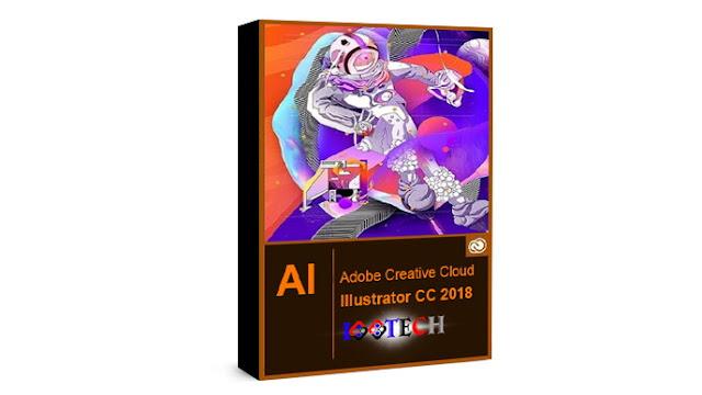 تحميل برنامج أدوبى إليستريتور 2018 Adobe Illustrator CC كامل مع التفعيل
