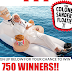 Win a KFC Colonel Sanders Pool Float!!! 750 Winners, Limit One Entry Per Person. Ends 6/22/18