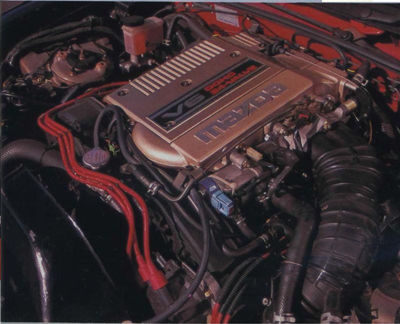 M2-1006 CobraSter Concept, 日本車, スポーツカー, オープンカー, マツダ, NA, pierwsza generacja, V6, MX-5