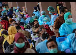 Vaksinasi Massal Percepat Kekebalan Komunitas