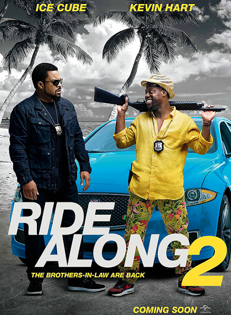 Poster Ride Along 2