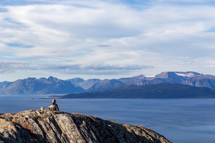 Autolla Norjaan moottoripyörällä Norjaan reittisuunnittelu reittiehdotus