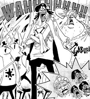 Fakta Bajak Laut Caribou One Piece