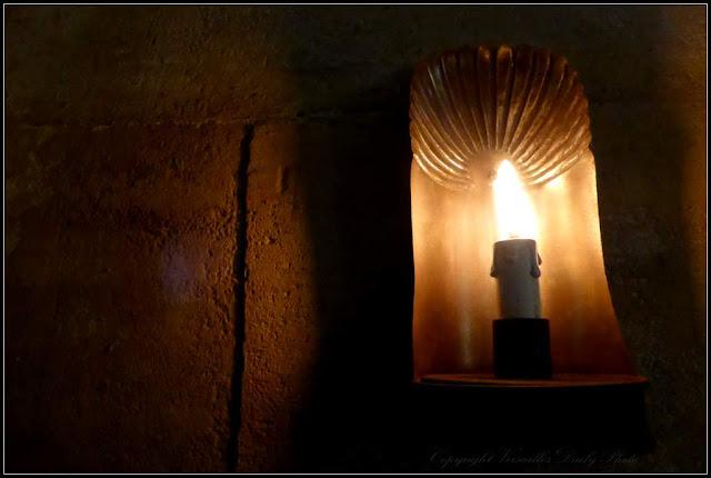 Bougie Petit Trianon lumière
