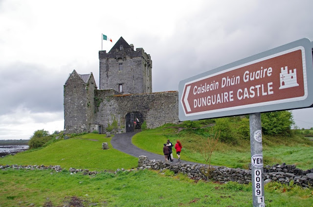 Dunguaire Castle County Clare Ireland