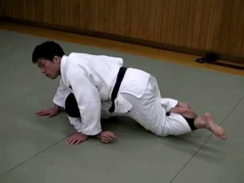Ude-hishigi-ashi-gatame – 腕挫脚固