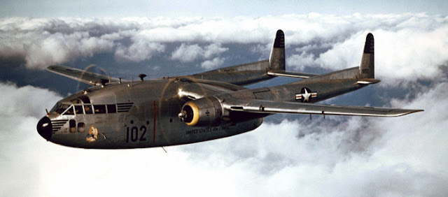 USAF C-119