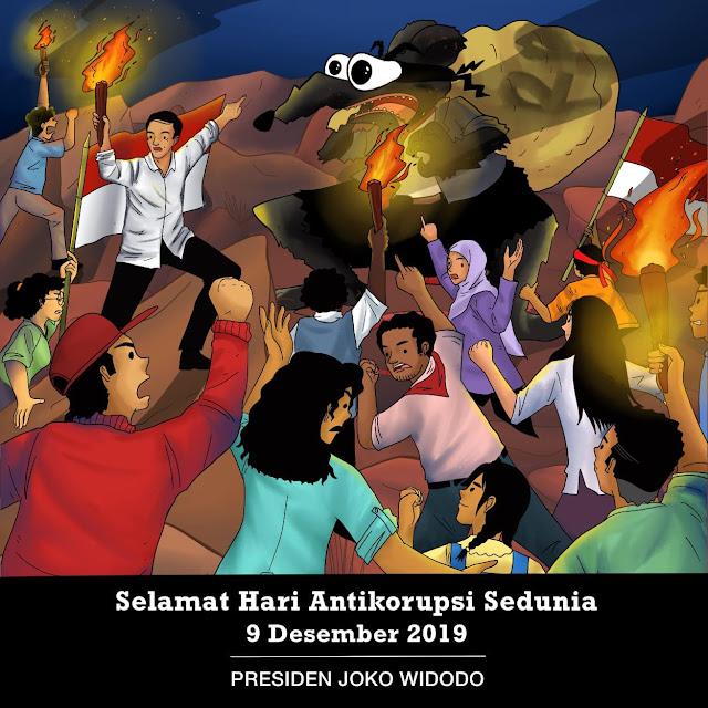 Luka Robek di Balik Jokowi Bakar Tikus