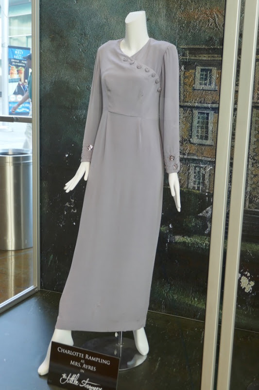 Charlotte Rampling Little Stranger Mrs Ayers dress