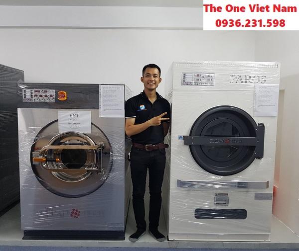 Máy giặt công nghiệp cho nhà máy chế biến thực phẩm