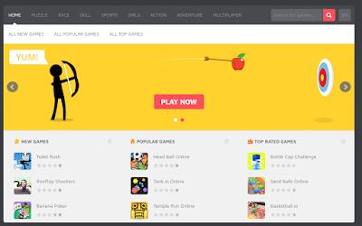 Planga.com Situs kumpulan Game Online Gratis