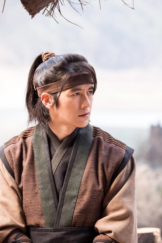 Go Soo in 2016 kdrama The Flower in Prison