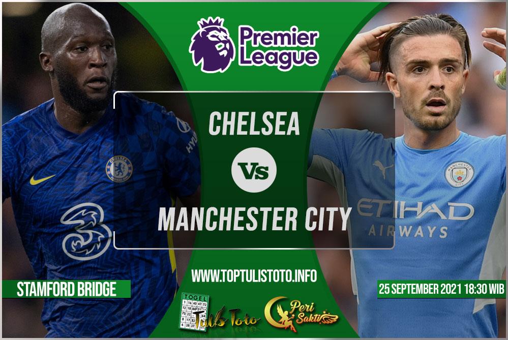 Prediksi Chelsea vs Manchester City 25 September 2021